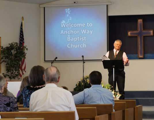 Sunday Service at Anchor Way Church