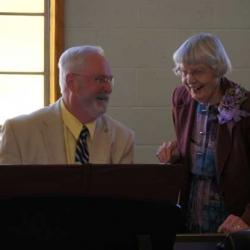 Church Elders Playing Piano